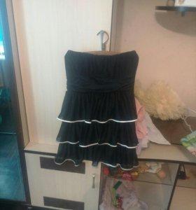 Платье без бритэлек