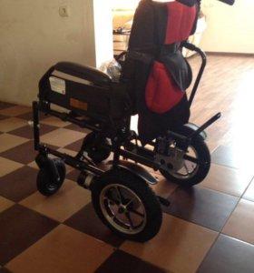 Инвалидная кресло-коляска с электроприводом Armed