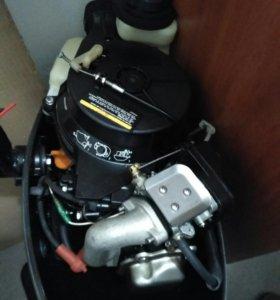 Лодочный мотор ямаха 5- нептуне 5