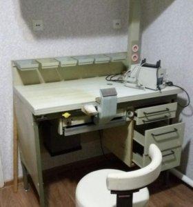 Продается зуботехнический стол