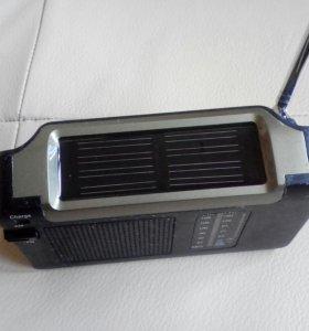 Радиоприемник на солнечной батарее