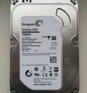 Жесткий диск Seagate Desktop HDD ST1000DM003