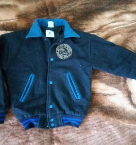 Куртка подростковая на мальчика