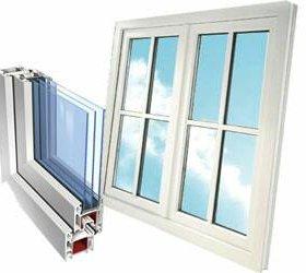 Окна и двери ПВХ. Алюминиевые входные группы.