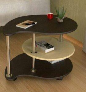 Столики, столы, шкафы