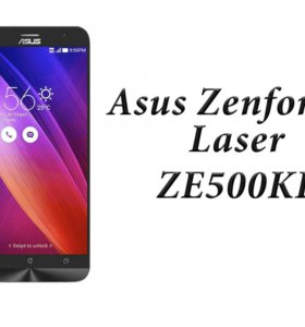 Телефон Asus zenfone 2 laser