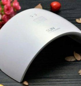 Лампа для сушки УФ и Led гелей и гель-лаков