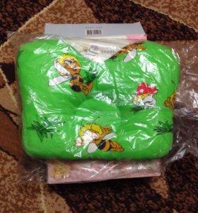 Ортопедическая подушка с рождения до года