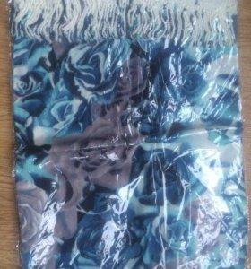 Новый шарф-палантин