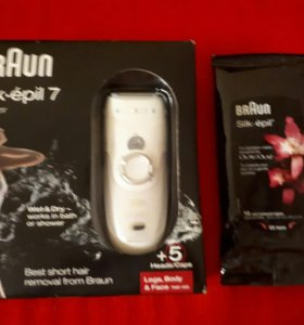 Электрический эпилятор Braun Silk-epil 7681