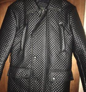Мужская куртка косуха ZARA весна