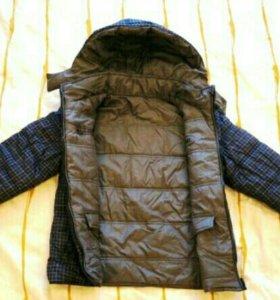 Mayoral Двустороння куртка весна-осень