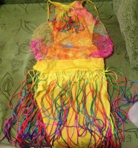 Платье для бальных танцев в ассортименте