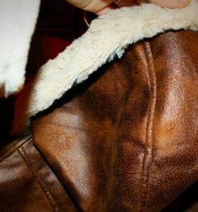 Пальто/дубленка новая