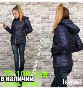 Куртка новая,46 р
