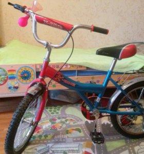 Велосипед детский от 5 лет