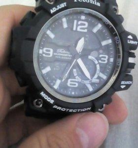 Наручные, спортивные часы Tetonis