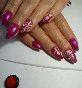 Качественные и красивые ногти