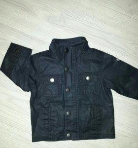 Новая курточка-ветровка д/м