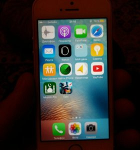 Айфон 5 s 16 G