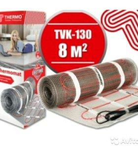 Нагревательный мат Thermomat TVK-130 8 кв. м