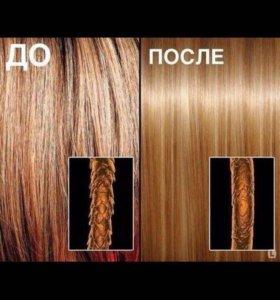 Волосы вашей мечты,кератиновое выпрямление волос