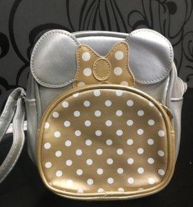 Рюкзачки и сумочки для маленьких модниц