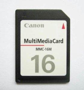 Canon Multi Media Card