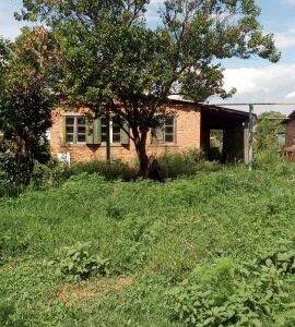 Продается зем. участок с домом в ст. Ольгинская