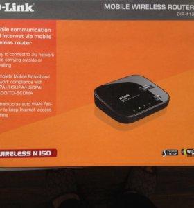 Wi Fi роутер D-Link