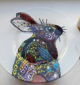 Тарелочка для декора