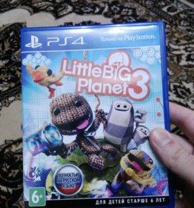 Продаю LittleBigPlanet3