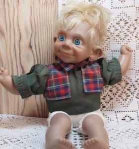 Кукла характерная, из личной коллекции