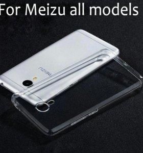 Чехлы Meizu M3s