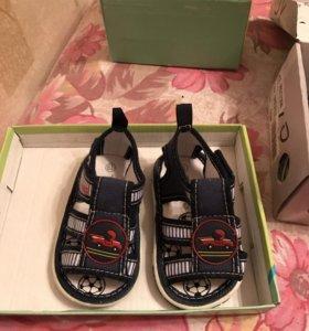 Детская обувь (мальчик)