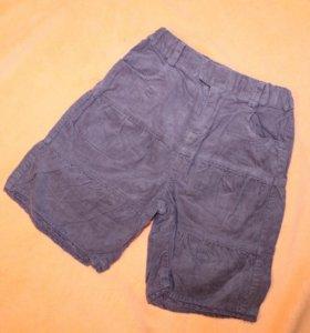 Новые шорты H&M для девочки