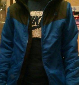 Куртка весна.разм s подростковая