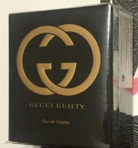 Парфюм Gucci Guilty Туалетная вода 50 мл