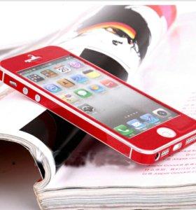 IPhone 5/5S скин
