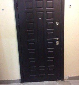Дверь новая , входная премиум класса