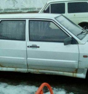 Авто ВАЗ 2114