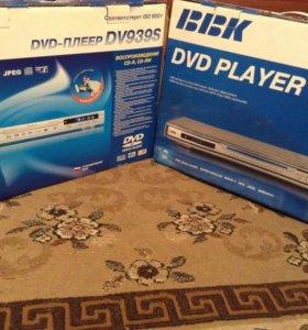 BBK DVD-плееры (новые)