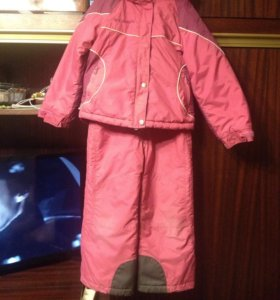 Комплект куртка и комбинезон