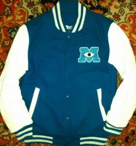 куртка детская на мальчика 12-13лет