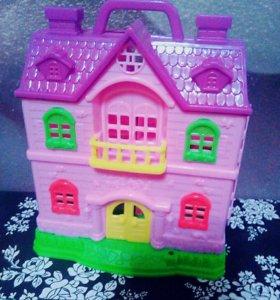 Кукольный домик для Кукол