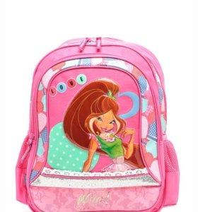🌹Новый рюкзак для девочки, Winx Club