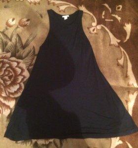 Платье с карманами H&M
