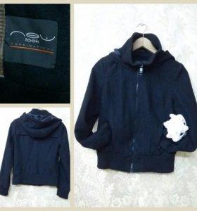 Куртка шерсть 36 размер