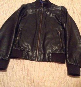 Куртка мужская натуральная кожа