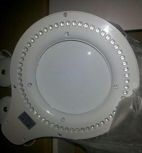 Лампа лупа для косметолога продам